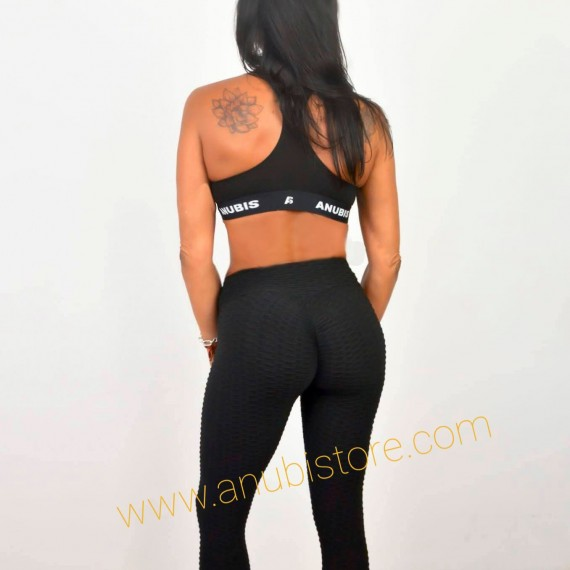 Push up Leggings - Black