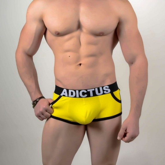 Yellow IA009 boxer yellow