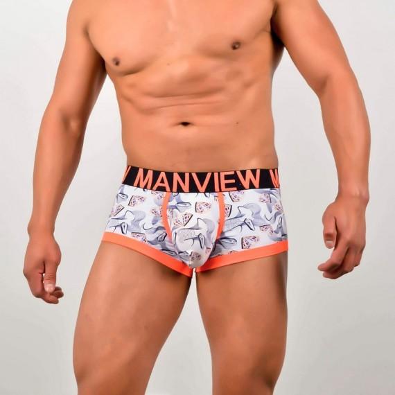 Boxer corto para hombre,...
