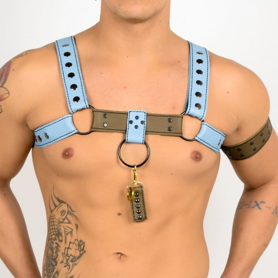 Harness Flexible Leather